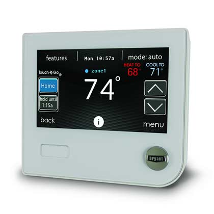Smart Thermostat for home heating